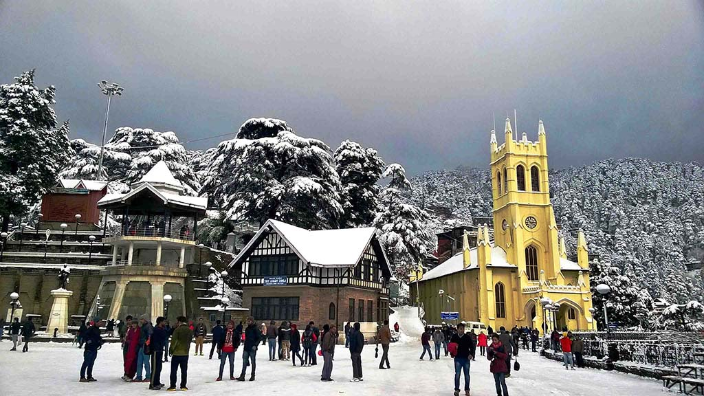 Shimla And Manali Tour