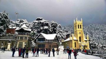 Delhi to Shimla Manali Tour